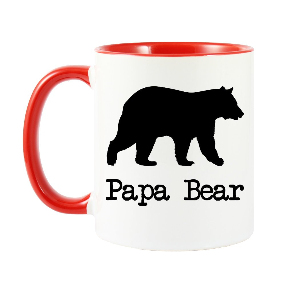 Ccsl Spring 2020.Amazon Com Mama Birdie Papa Bear 11 Oz Coffee Mug Great
