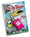 Quiet Spot Pet Tag Silencer (Pink)