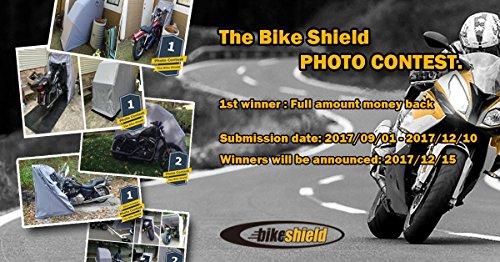 The Bike Shield Standard (Medium) Motorcycle...