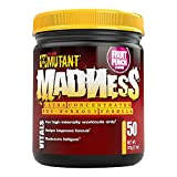 Mutant Madness ultra concentrated 50 Servings Blue Raspberry 275g by Mutant