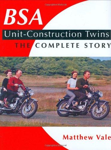 BSA Unit Twins Bsa Unit