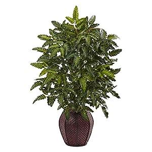 Nearly Natural Bracken Fern Silk Plant 94