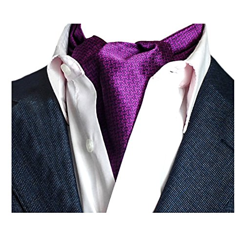 Color Reversible Elegent Jacquard 10 Polka Cravat YCHENG Luxury for Dot Classic Scarf Necktie Tie Men Paisley vv0qw6Y4