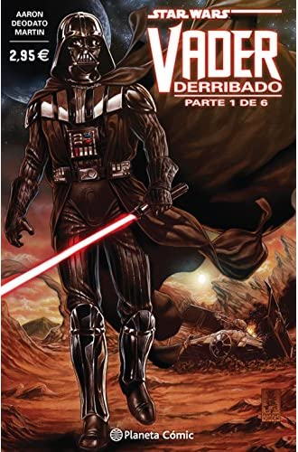 Descargar gratis Star Wars Vader Derribado 1. Parte 1 De 6 de Jason Aaron