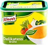 Knorr Instant Clear Broth ( Delikatess Bruehe ) for 16 Liter