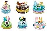 Disney Pixar Movie Characters Cake Toppers (1 Random Blind Box)