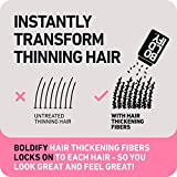 BOLDIFY Hair Fibers for Thinning Hair