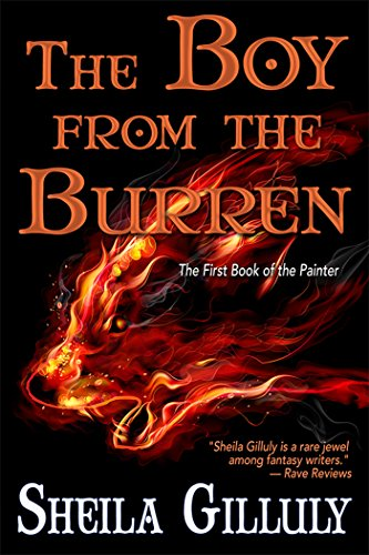 Amazon the boy from the burren the first book of the painter the boy from the burren the first book of the painter the books of fandeluxe Gallery