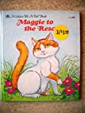img - for Maggie to the rescue (A golden tell-a-tale book) book / textbook / text book