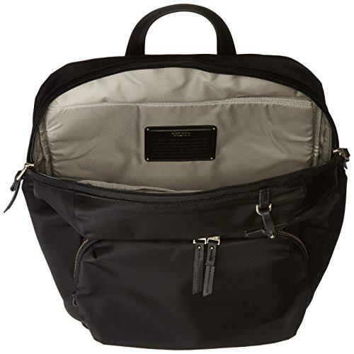 0484758D Tumi Black Black Tumi Backpack Voyageur Halle Voyageur YwPd4qf