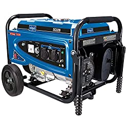 scheppach SG3200 Generator 2800 Watt, 6,5 PS, 15 Liter Tank