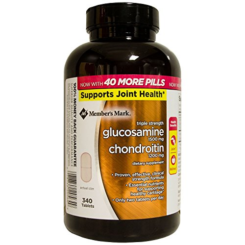 Members Mark - Glucosamine Chondroitin, Triple Strength, 300 ()