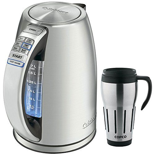 Cuisinart PerfectTemp Cordless Electric Stainless