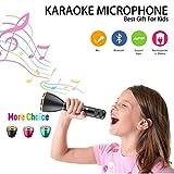 best seller today Wireless Microphone Karaoke, 4-in-1...