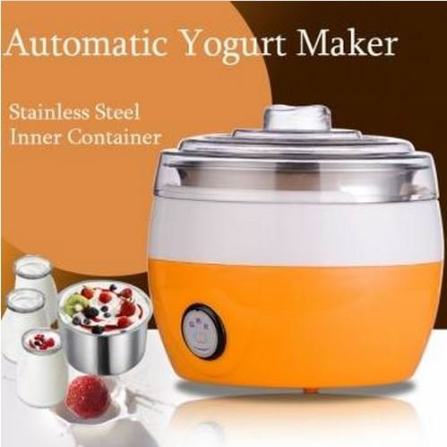 220V Homemade Automatic Yogurt Maker Electric Yogurt Cream Making Machine By GokuStore by GokuStore