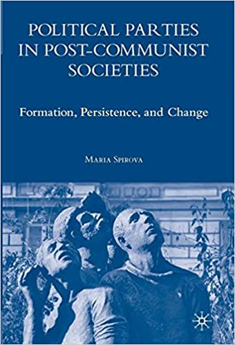 Download ebooks free pdf ebooks Political Parties in Post-Communist Societies: Formation, Persistence, and Change 1403978158 PDF