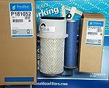 DONALDSON P181052 & P123160 AIR FILTER SET (BOBCAT 6598492 - 6598362) BY SUINPLA