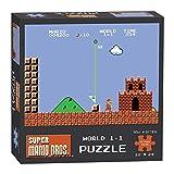 USAopoly Super Mario Bros World 1-1 Puzzle (550 Piece)