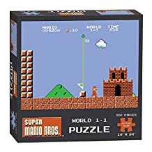 Puzzle: Super Mario Bros. World 1-1