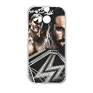 HTC One M8 Phone Case White WWE DY7689509
