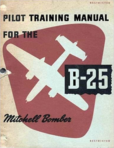 Book Pilot Training Manual for the Mitchell Bomber B-25