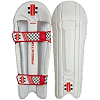 2017 Gray Nicolls Predator 3 900 Wicket Keeping Pads Size Mens /& Youths