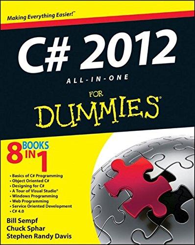 C# 2012 All-in-One for Dummiesreg; ISBN-13 9781118385364