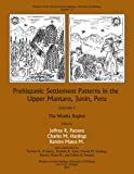 Prehispanic Settlement Patterns in the Upper Mantaro and Tarma Drainages, Junín, Peru: Volume 2, The Wanka Region (Memoirs of the Museum of ... Anthropology, University of Michigan Memoirs)