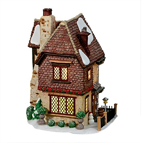 A Christmas Carol, Belle's House, The Dickens' Village Series by Department 56