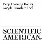 Deep Learning Boosts Google Translate Tool | Davide Castelvecchi