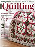 Love of Quilting: more info