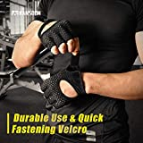 KANSOON Essential Breathable Workout Gloves, Weight