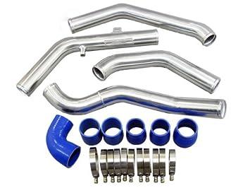 Supra 7 mgte 7 m-gte Turbo Intercooler tuberías Kit MKIII: Amazon.es: Coche y moto