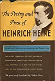 img - for The Poetry and Prose of Heinrich Heine book / textbook / text book