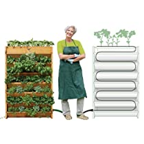 Gronomics VG3245 Vertical Garden Planter 32-Inch by 45-Inch by 9-Inch