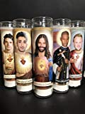 Mose Mary and Me Fab Five Queer Eye Devotional Prayer Saint Candles Set