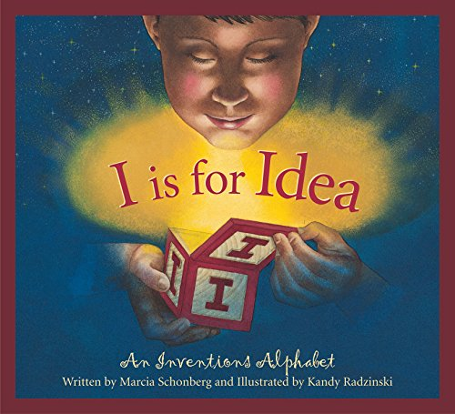 I is for Idea: An Inventions Alphabet (Science - Zipper What Is Von