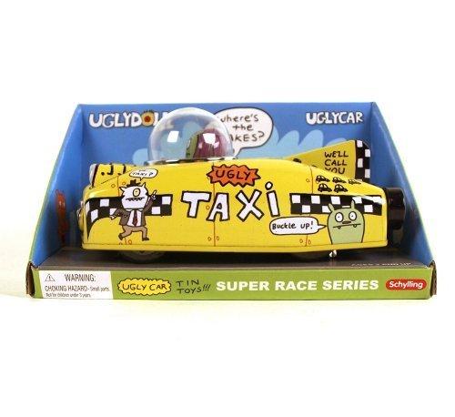 Schylling Ugly Doll Ugly Car - Tin Toys - Random Colours