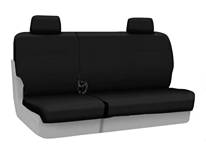 Phenomenal Amazon Com Coverking Custom Fit Rear 60 40 Bench Seat Cover Unemploymentrelief Wooden Chair Designs For Living Room Unemploymentrelieforg