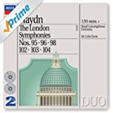 Haydn: The London Symphonies - Nos. 95, 96, 98 & 102 - 104 (2 CDs)