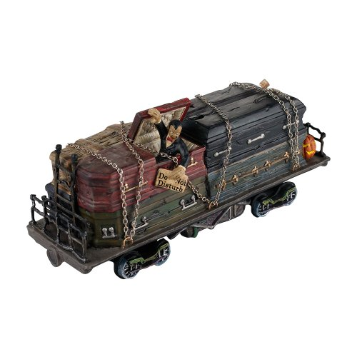 A Haunted Halloween Train Display Webnuggetz Com