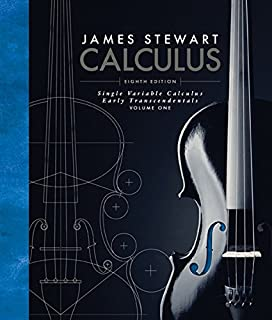 Single Variable Calculus: Early Transcendentals, Volume 1 (7th Edition)