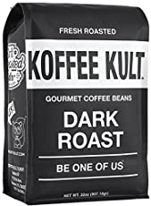 Image of the product Koffee Kult Dark Roast Co that is listed on the catalogue brand of Koffee Kult. This item has been rated with a 5.0 scores over 5