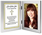 Confirmation Gift for Girls or Boys – Confirmation Frame and Poem for Him or Her - Add Photo