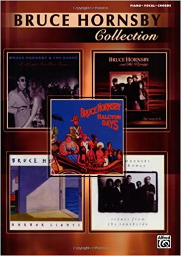 Bruce Hornsby Collection Pianovocalchords Bruce Hornsby