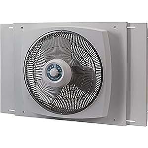 Amazon Com Lasko 16 Quot Electrically Reversible Window Fan