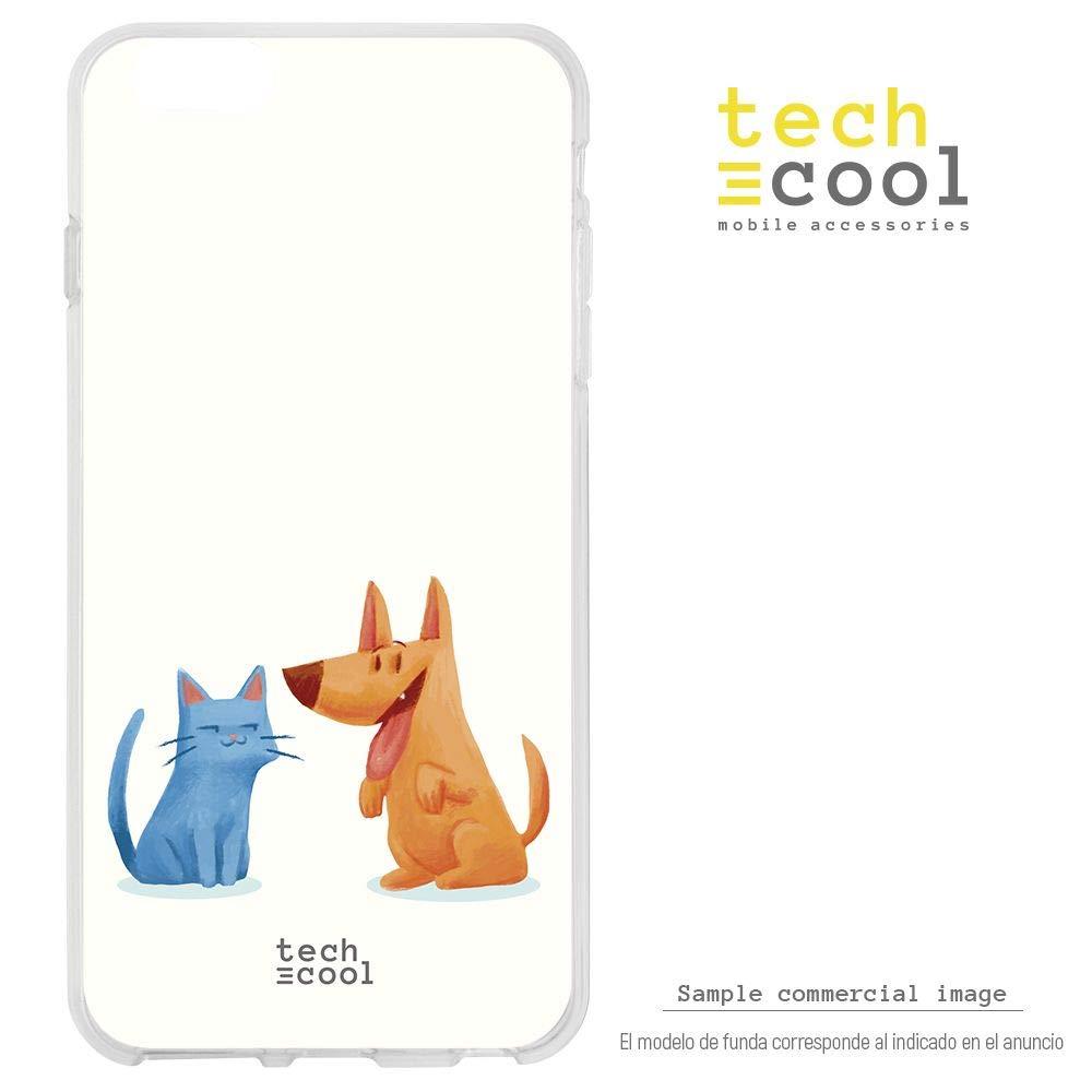 Funnytech® Funda Silicona para Nokia 3 [Gel Silicona ...