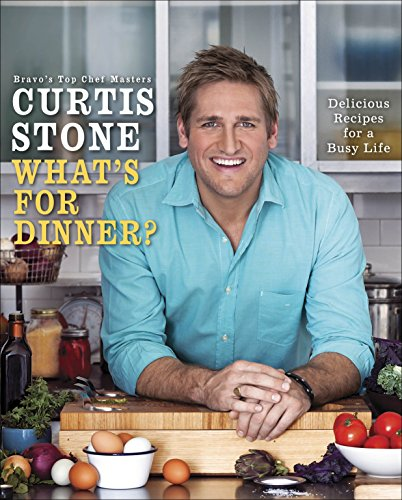 What's for Dinner?: Delicious Recipes for a Busy Life: A Cookbook
