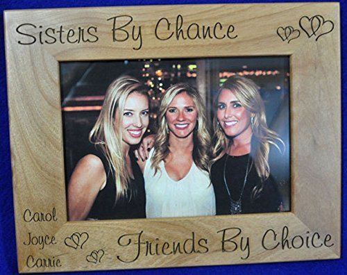 Amazon Com Picture Frame For Sisters Birthday Gift For Sister