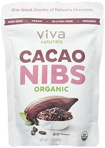 Viva Naturals Organic Cacao Nibs